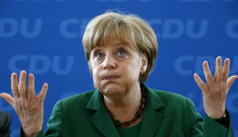 Разоблачение года: Меркель з…