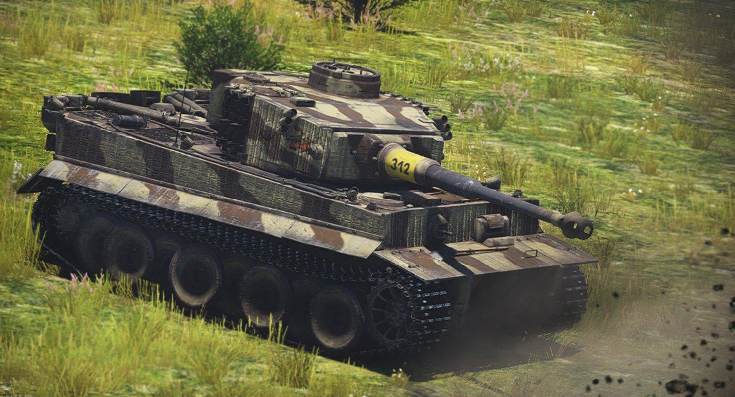 """В чем преимущества немецкого танка """"Тигр""""? Исследования"""