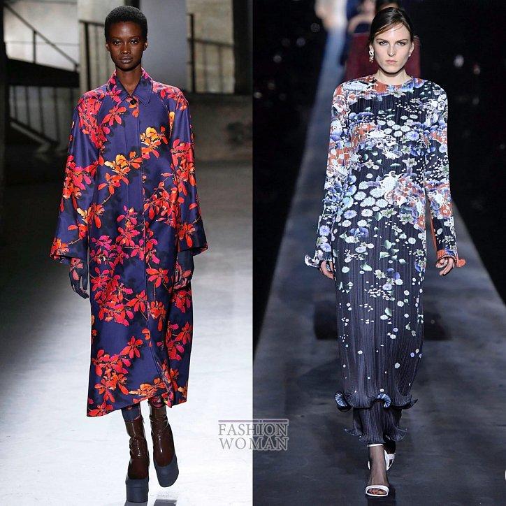 Модные принты осень-зима 2019-2020 фото №17