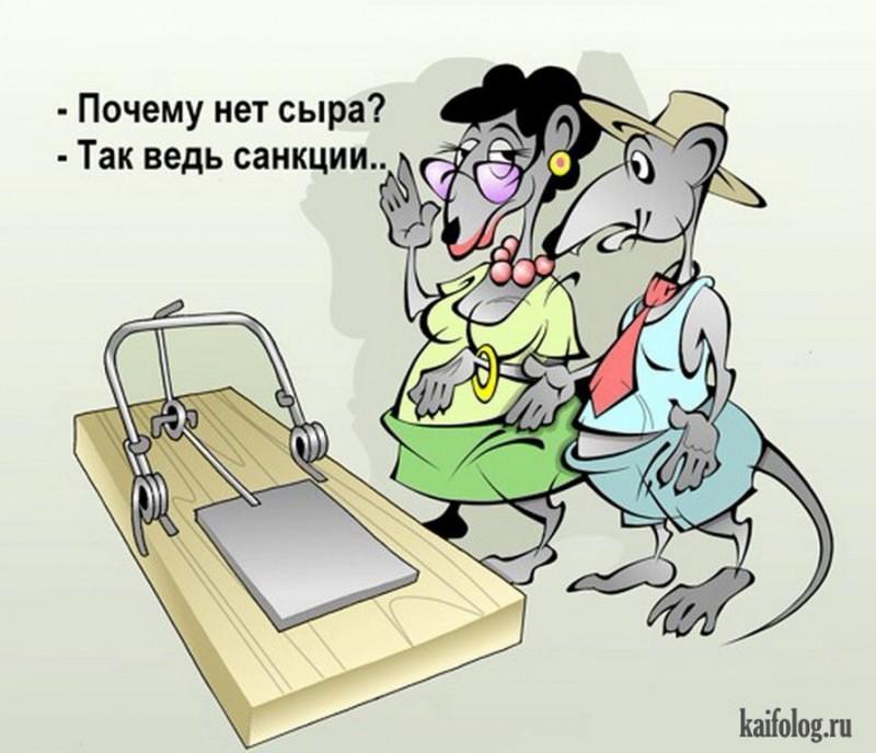 Санкции как подарок российским чиновникам-экономистам