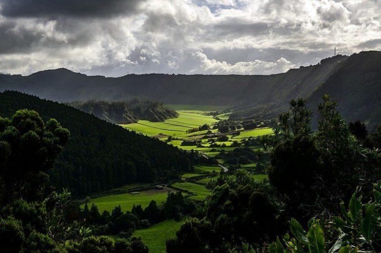 Остров Сан-Мигель: португальский рай на Азорах