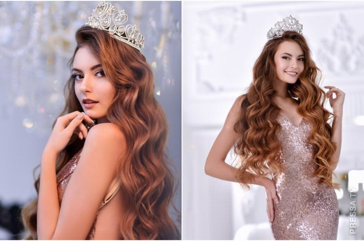 Яна Четверикова - Мисс Крым 2018
