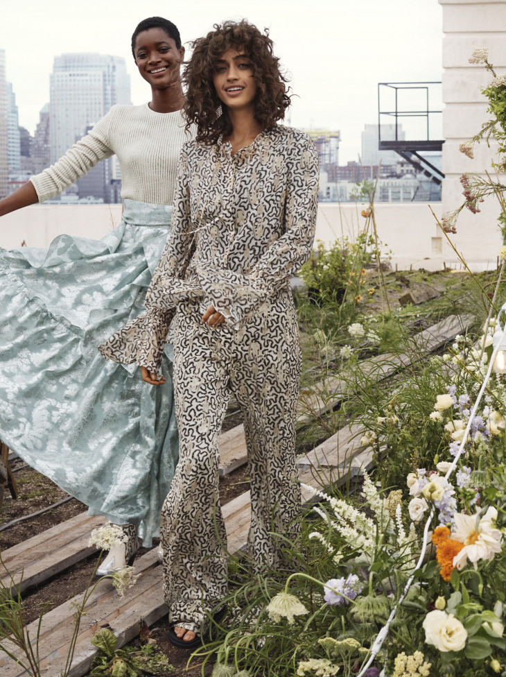 H&M Сonscious Exclusive S/S 19 новая коллекция