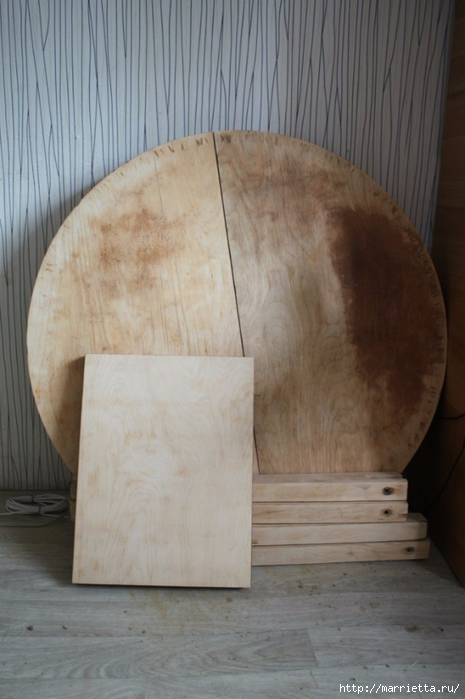 Мастер-класс по созданию стола в стиле шебби шик (2) (465x700, 196Kb)