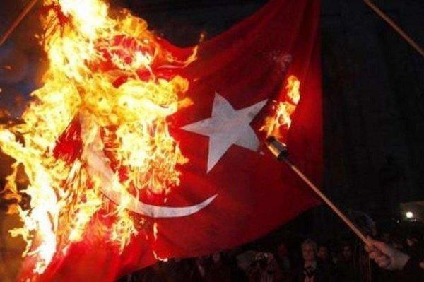 Курдские активисты в Европе …