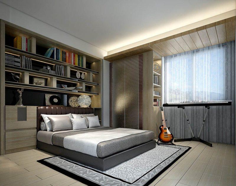 Мужская спальня (54)