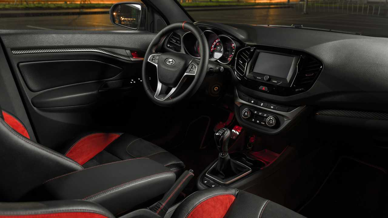 Цена Lada Vesta Sport перевалила за миллион lada vesta sport