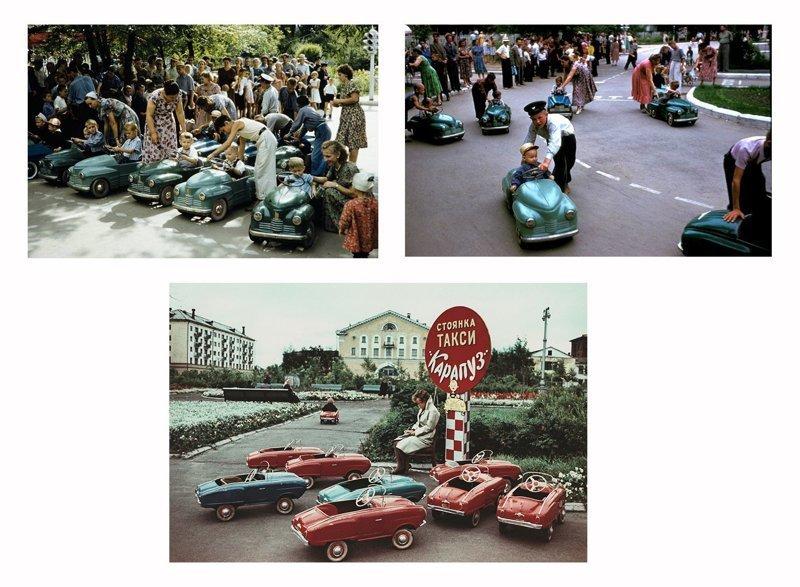 Счастливое советские детство в цвете СССР, авто, интересно, история, каршеринг, прокат автомобилей, советский союз