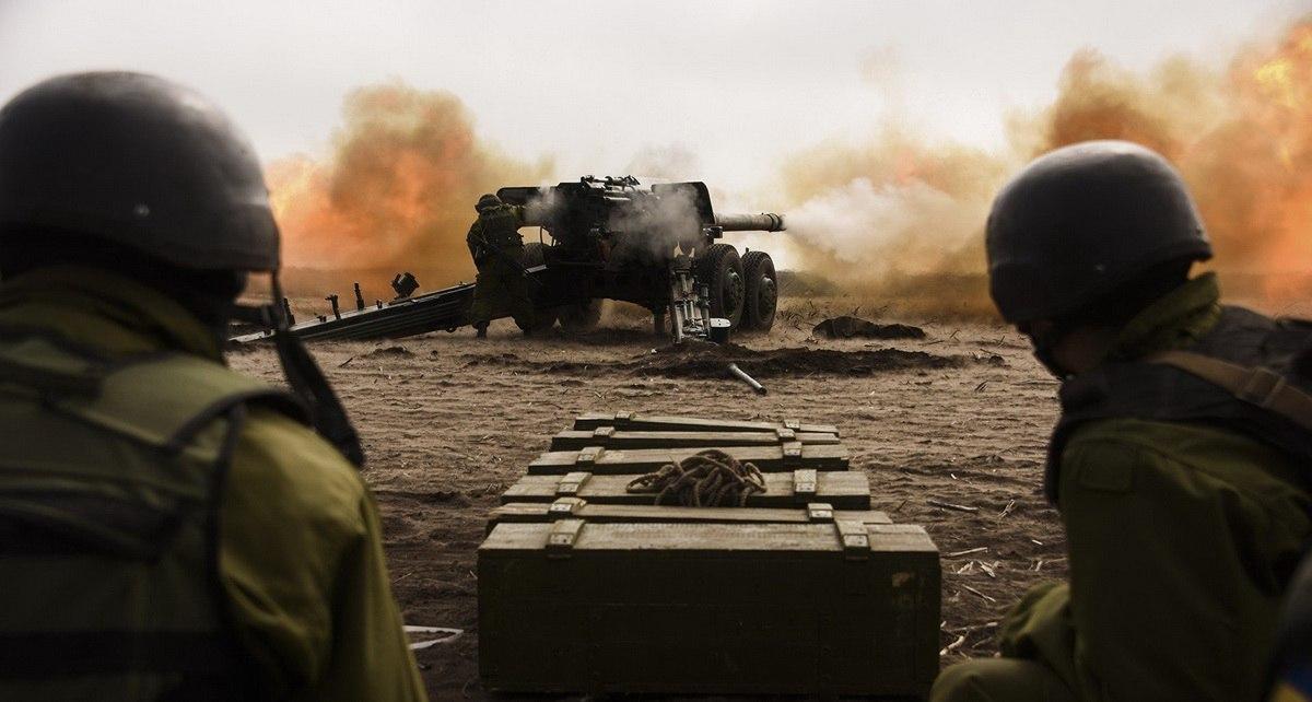 ВСУшники поздравили с победой Путина на выборах, открыв огонь по ДНР