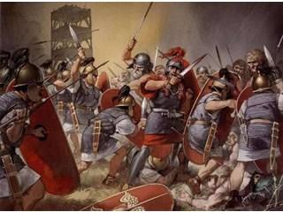 Мы воевали для Рима