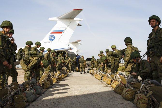 Россия возвращается в Афгани…