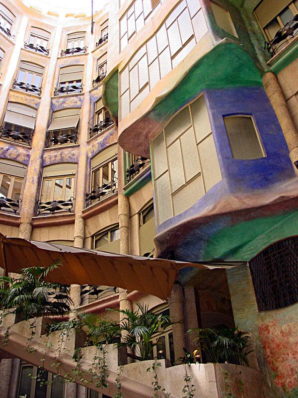 Casa Milà 06