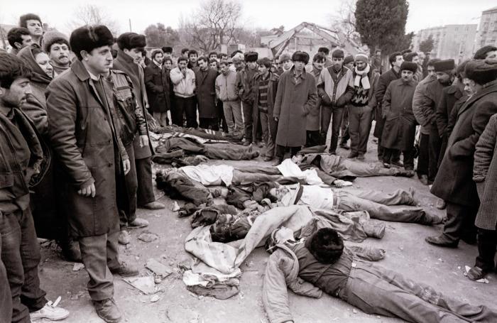 Погромы русских семей в бывших республиках СССР