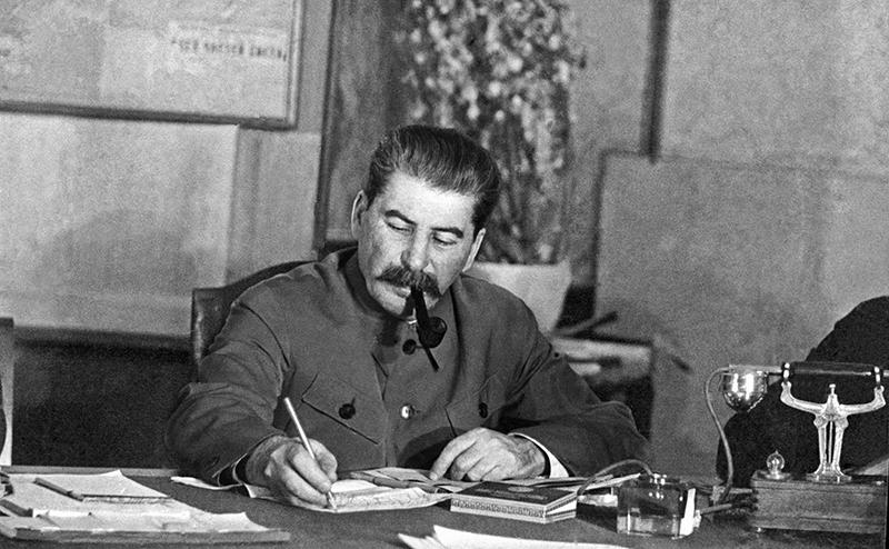 Враг о Сталине  / Враги России о Сталине
