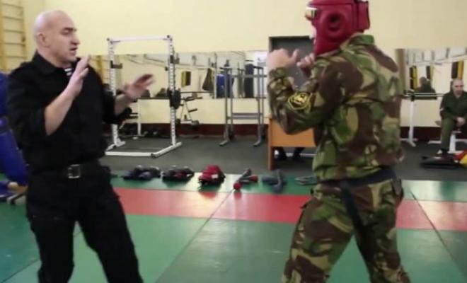 Как расправиться с каратистом или боксером
