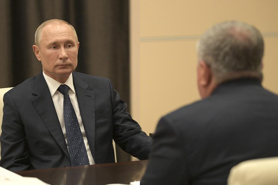 О трёх главных кошмарах Владимира Путина