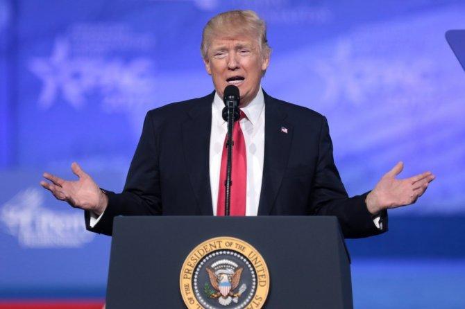 Трамп передает оборонный гос…