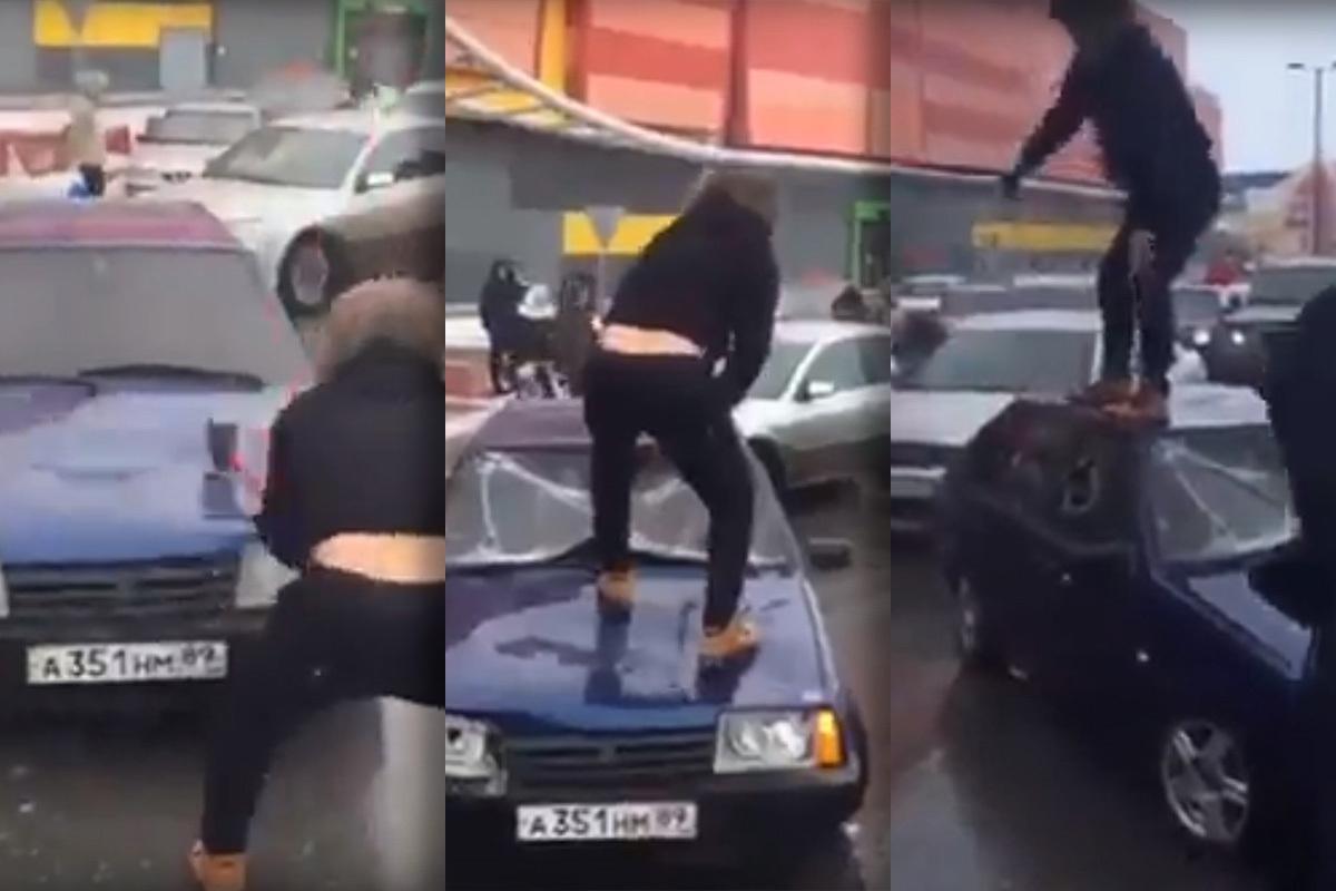 Блогер разбил свой автомобиль кувалдой, и теперь ему грозит пять лет тюрьмы