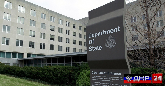 Госдеп США прокомментировал возможность проведения референдума в Донбассе