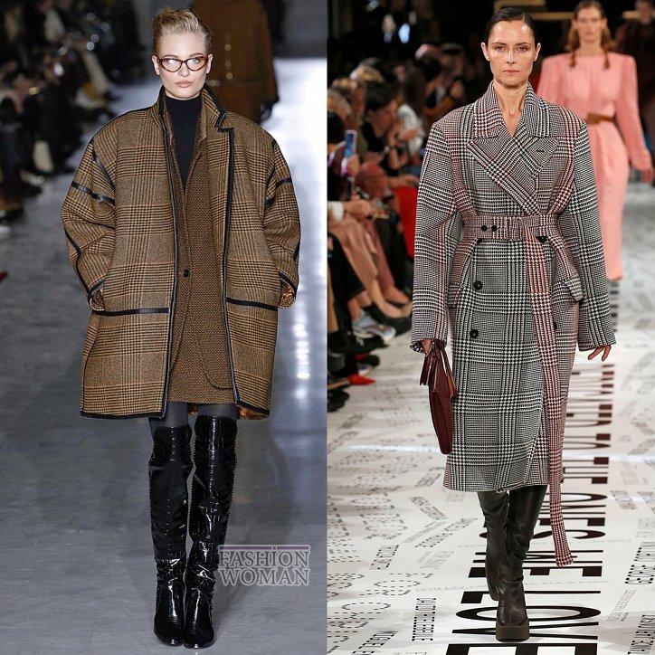 Модные принты осень-зима 2019-2020 фото №3