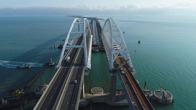 Крымский мост — самый успешный инфраструктурный проект России последних десятилетий