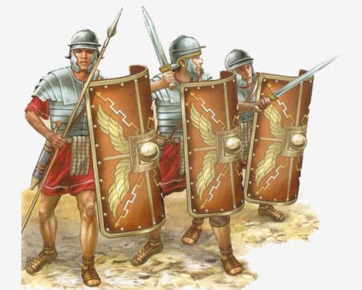 Древние цивилизации. Римские…