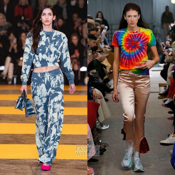 Модные принты осень-зима 2019-2020 фото №21