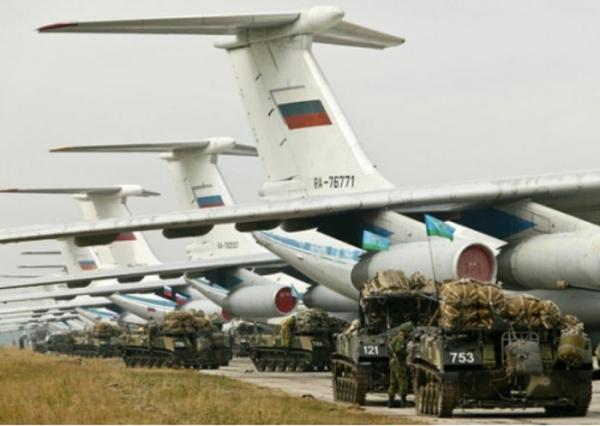Россия по численности ВТА серьезно отстает от Вашингтона и Пекина