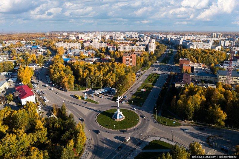 Тобольск с высоты: бывшая столица Сибири путешествия, факты, фото