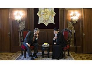 Зачем посланцы Константинополя привезли в Киев пособие по расизму