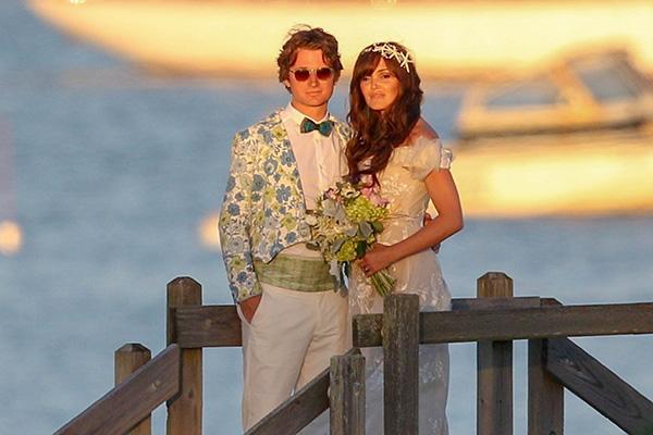 Внук Роберта Кеннеди женился…