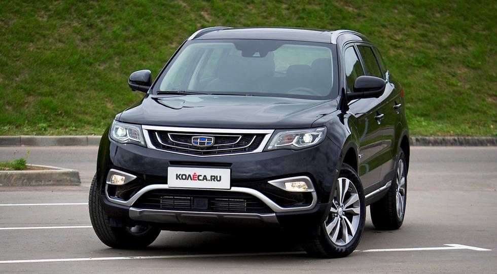 Geely Atlas: почему сверхпопулярный SUV в Китае провалил старт в России?