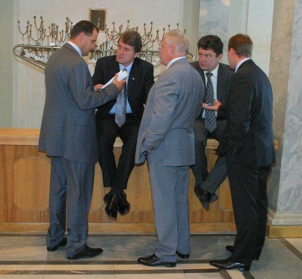 Ющенко опять заподозрил у По…