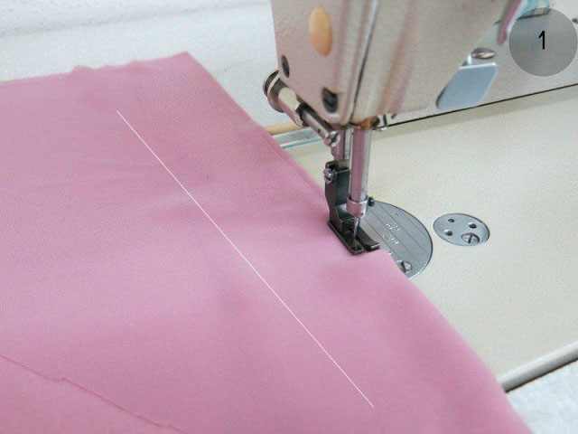 Как сделать декоративные складочки на блузке одежда,рукоделие,своими руками,складки на одежде,швее на заметку,в мире шитья