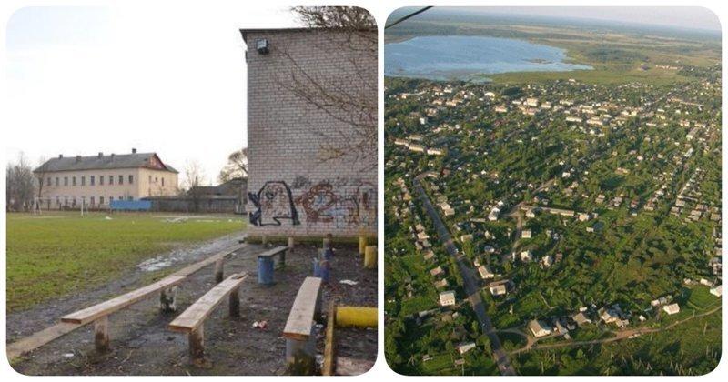 2. Новоржев - 3252 человека вымирающие города, города с маленьким населением, интересно, население, умирающие города, факты