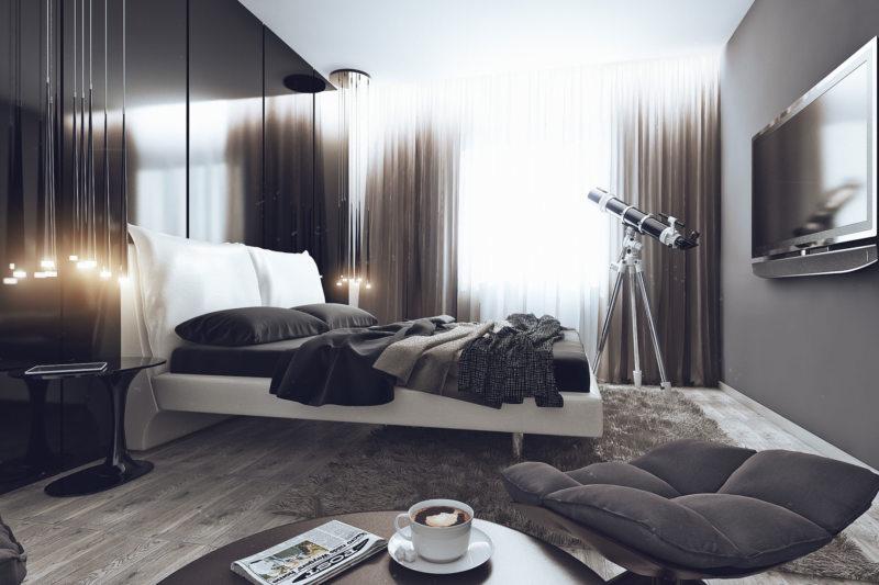 Мужская спальня (48)