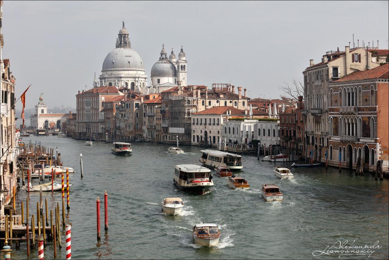 Непатриотический фотоочерк о Венеции