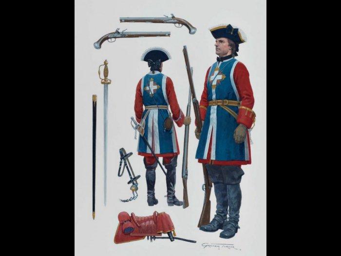 Оружие королевских мушкетеров