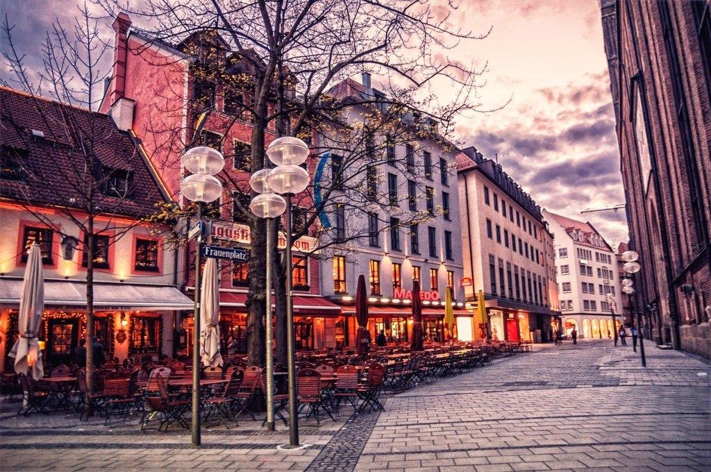 Магический Мюнхен, Германия