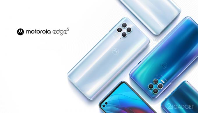 «Убийца флагманов» Motorola Edge S по цене от 310 долларов выходит на китайский рынок