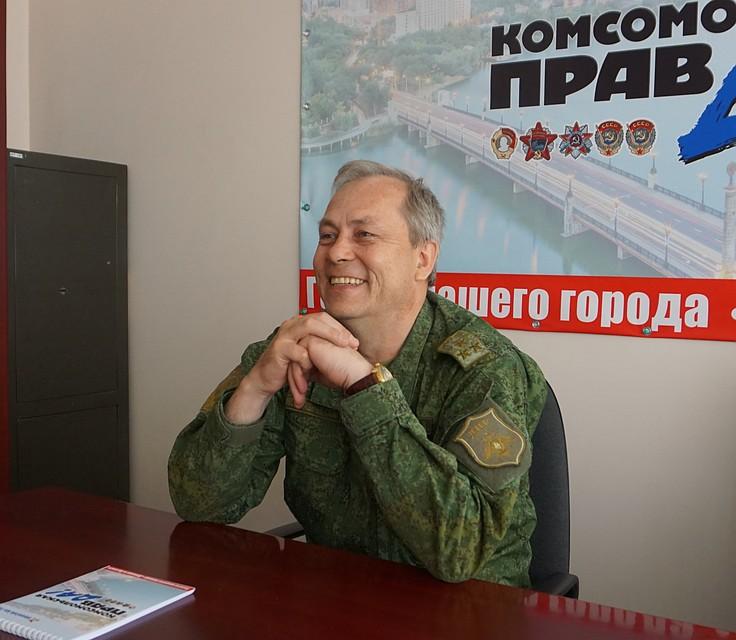 Эдуард Басурин: Мне интересно, когда же украинцы скажут: «Раз у нас все плохо из-за войны, так может пора ее оканчивать?»