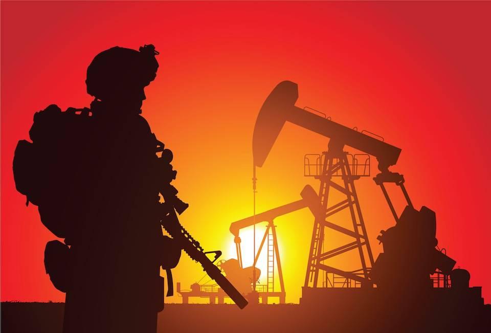Война в Сирии: все-таки из-за нефти