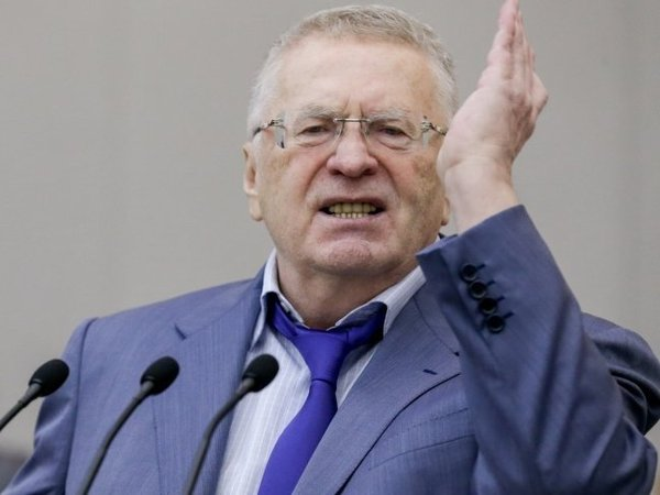 Жириновский раскрыл план «Пр…