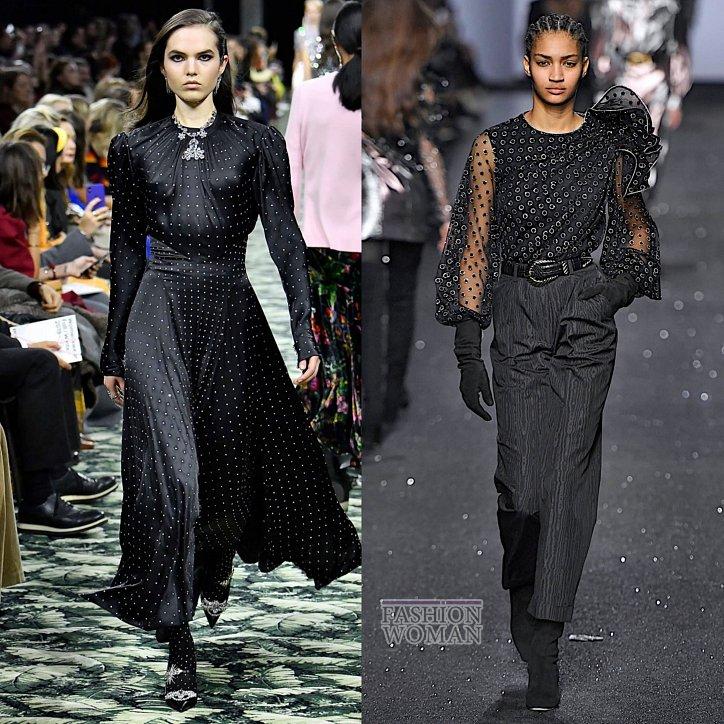 Модные принты осень-зима 2019-2020 фото №36