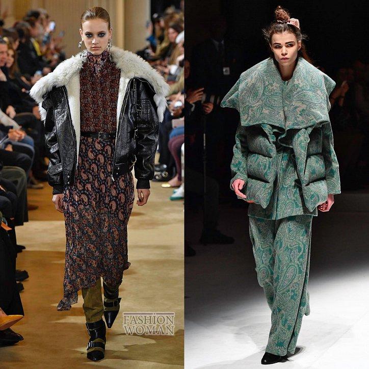 Модные принты осень-зима 2019-2020 фото №31