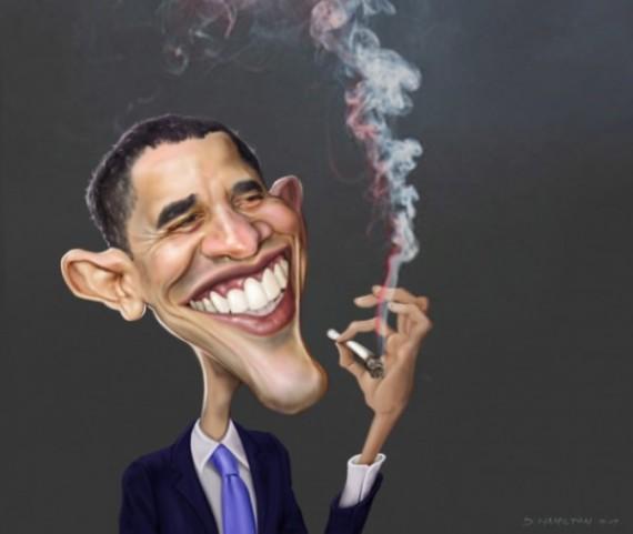 Санкции тов. Обамы развеселили всю страну