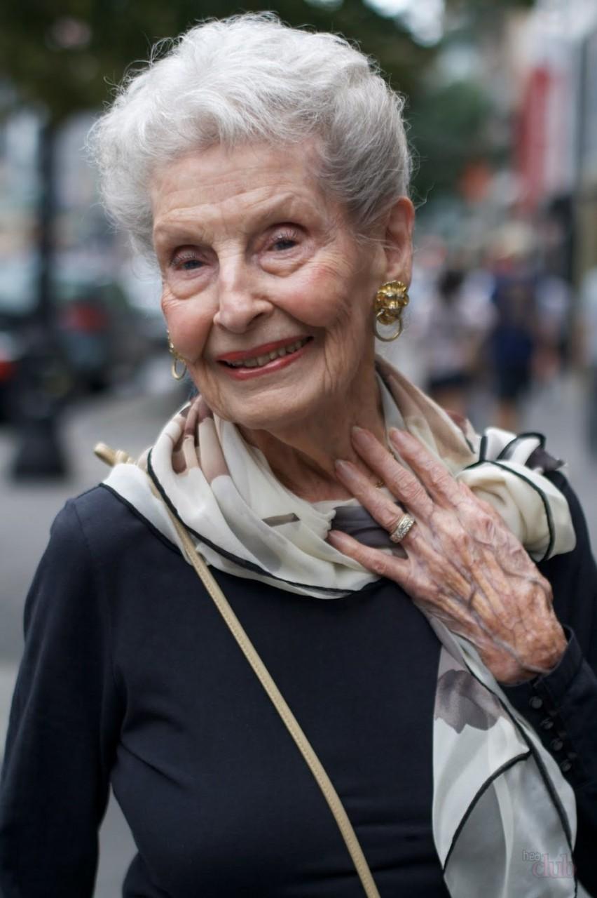 Фотосессия женщин старых 4