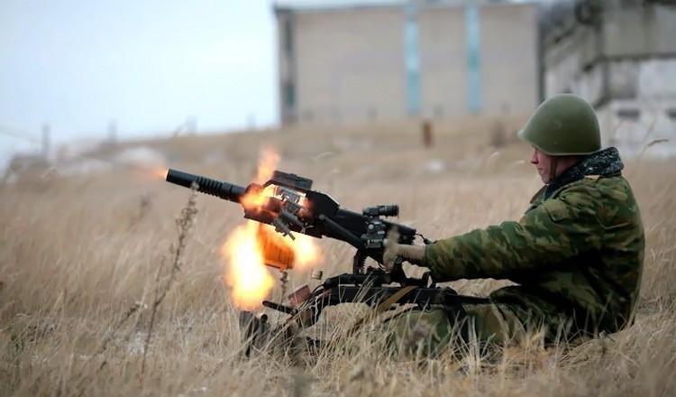 Оперативная сводка командования ЛНР: обстреляны Логвиново и Донецкий