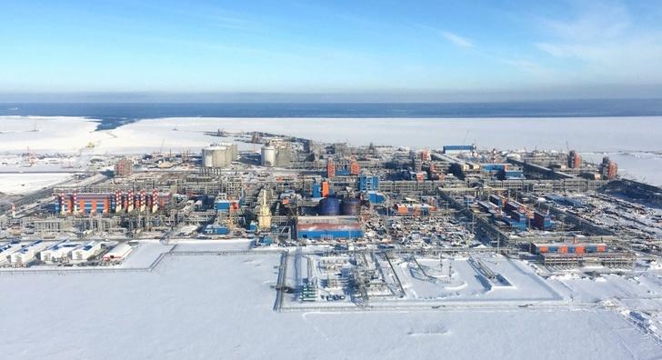 «Ямал СПГ» отгрузил первый миллион тонн газа