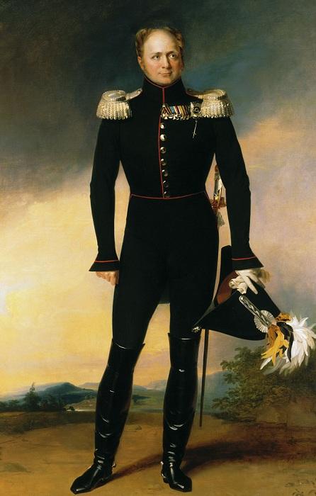 Император Александр I. | Фото: ru.wikipedia.org.